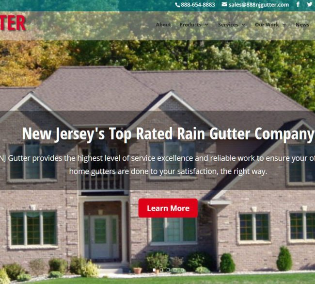 Contractor Home Page