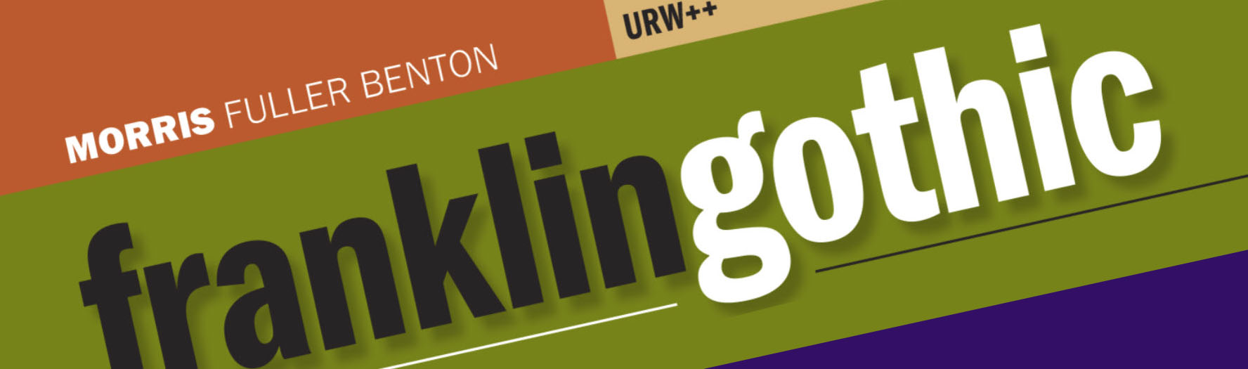 Franklin Gothic URW
