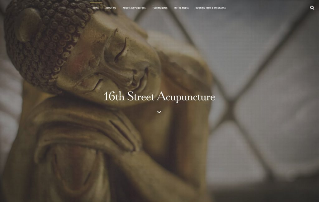 Acupuncture Home Page