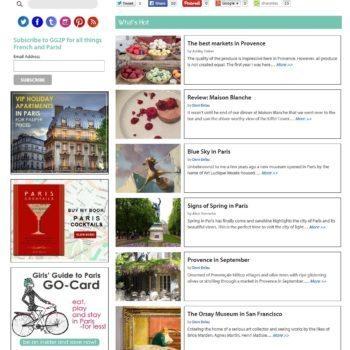 Girls Guide To Paris Hot Blogs
