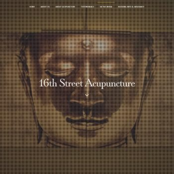 Acupuncture Site Media
