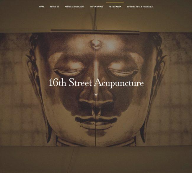 Acupuncture Site Media