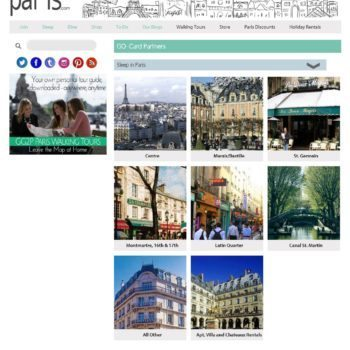 Girls Guide To Paris Partner Program Hotels Page