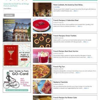 Girls Guide To Paris Recipes