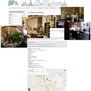 Girls Guide To Paris Restaurant Detail