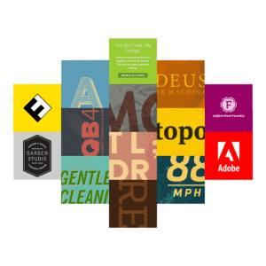 Fonts and Typefaces in Web Design