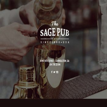 Neighborhood Pub Website