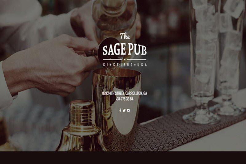 Neighborhood Pub Website