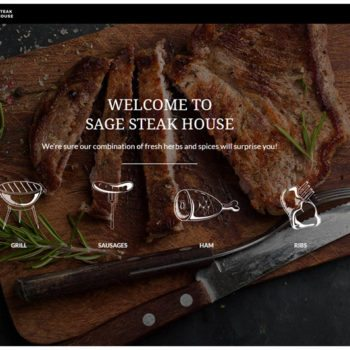 Steakhouse Website