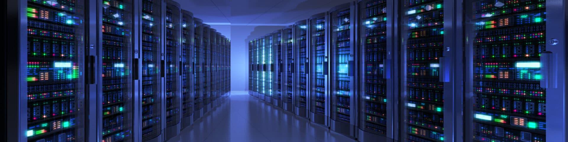 Apache Web Server Data Center