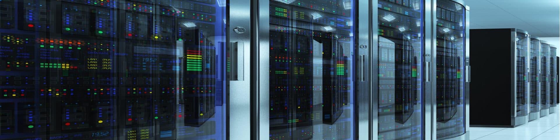NGNX Web Server Data Center