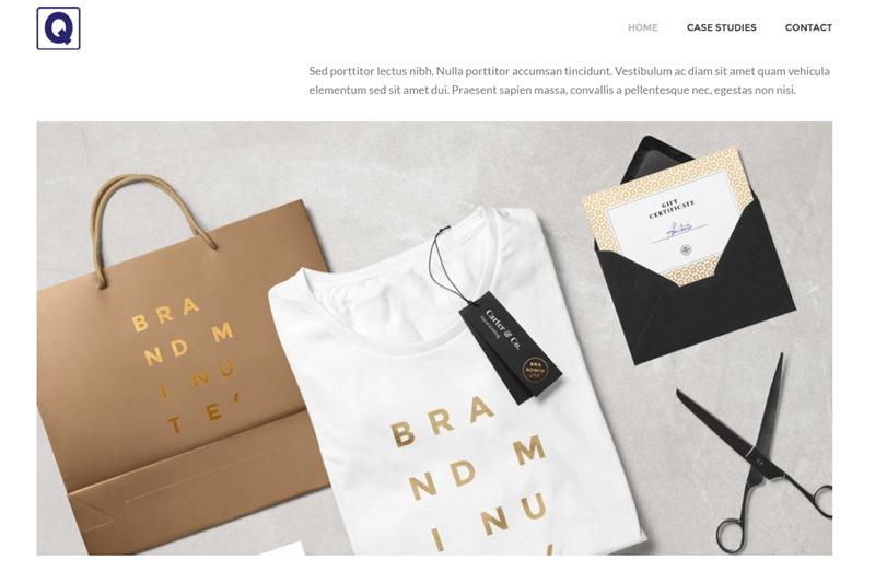 Brand Firm Website