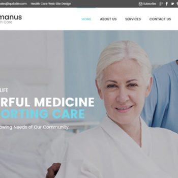 Healthcare Website Solutions