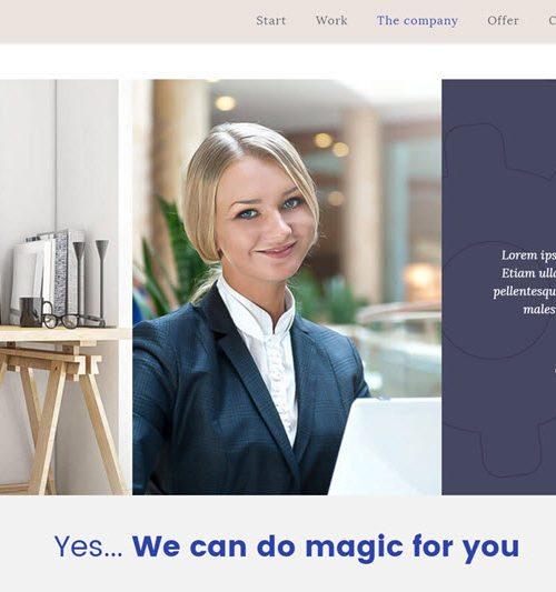 Brand Agency Website