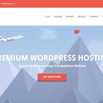 Business Services Website