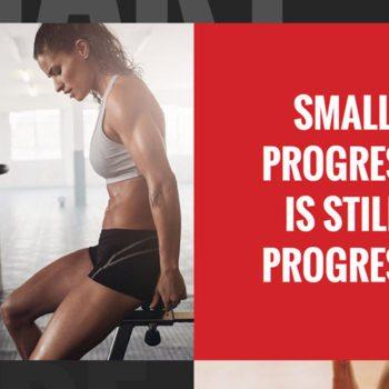 Personal Training Website
