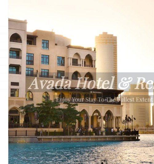 Travel Resort Website