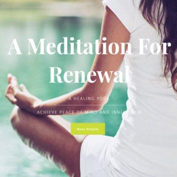 Yoga Meditation Website